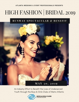 ATLANTA HIGH FASHION | BRIDAL 2019