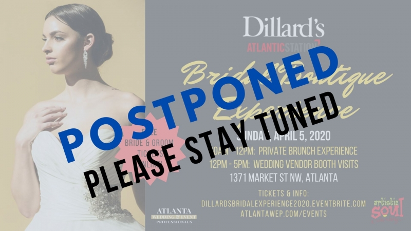 Dillard's Bridal Brunch and Boutique Experience