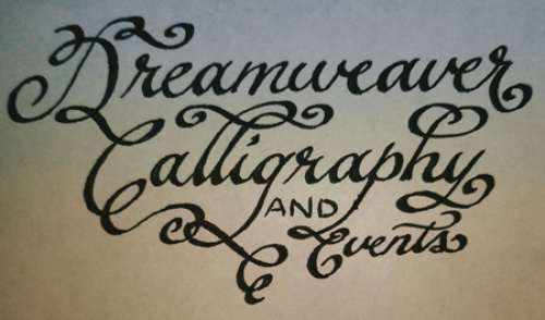 Dreamweaver Calligraphy and Events